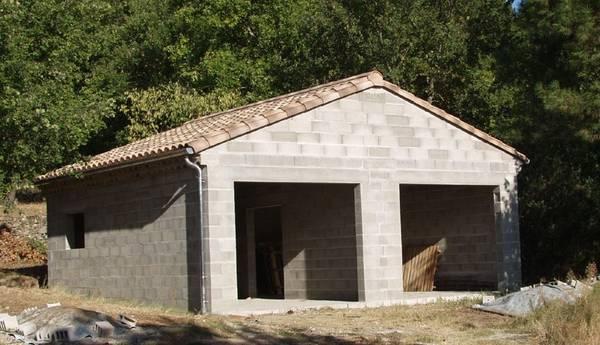 prix construction d un garage