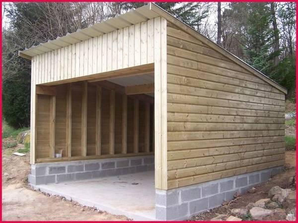construction garage parpaing prix