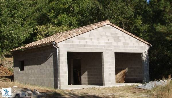 prix moyen m2 construction garage