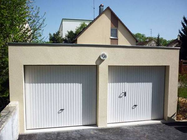 prix du m2 pour une construction de garage