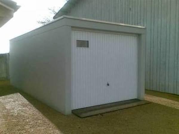 prix construction d'un garage de 40m2