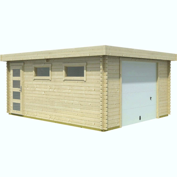 prix m2 construction garage