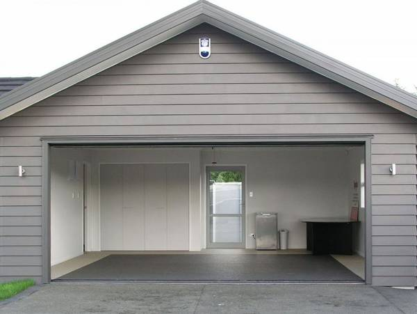 prix construction garage double