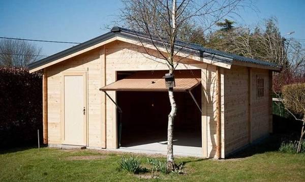 cout construction garage accolé maison
