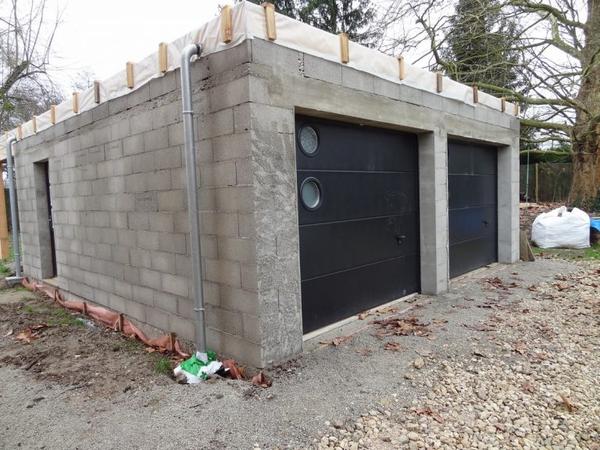 prix construction d un garage en parpaing