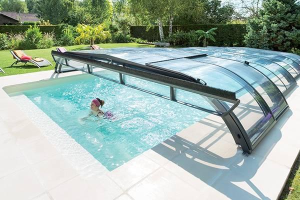 tarif transport abri piscine