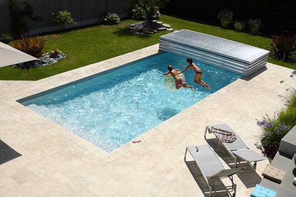 abri piscine coulissant prix