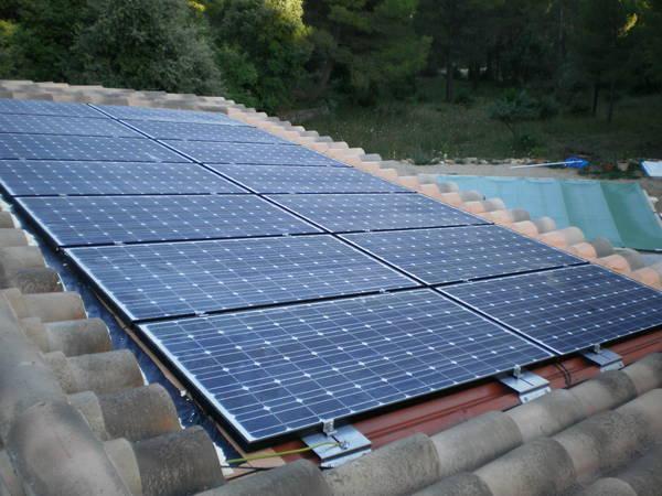 panneaux solaire pas cher