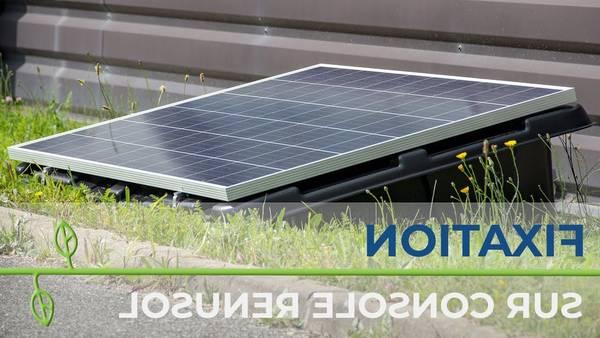 prix du m2 de panneaux photovoltaique