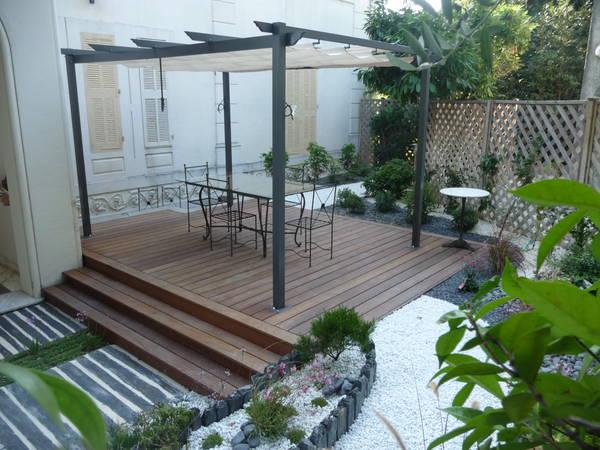 faire une terrasse en bois prix